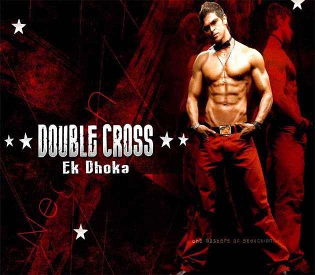 Double Cross Ek Dhoka Saahil Khan Poster