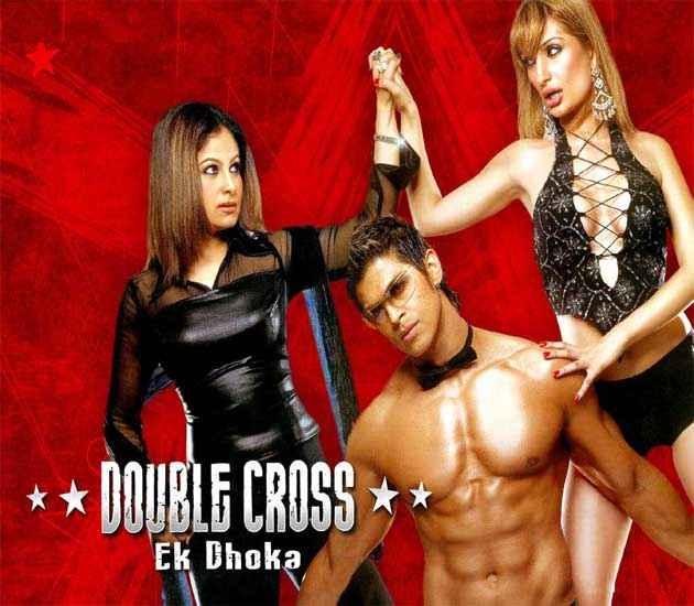 Double Cross Ek Dhoka Wallpaper Poster