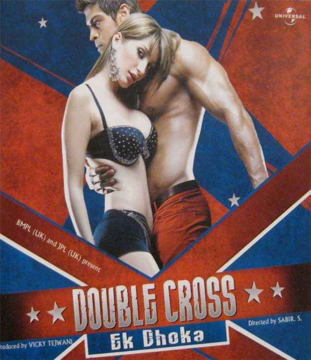 Double Cross Ek Dhoka Poster