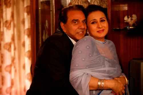 Double Di Trouble Dharmendra Poonam Dhillon Stills