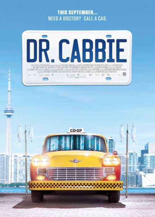 Dr Cabbie Car Poster