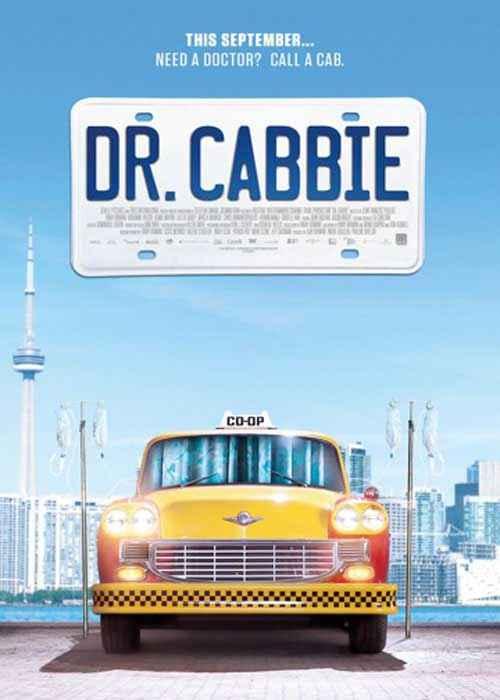 Dr Cabbie Car Poster