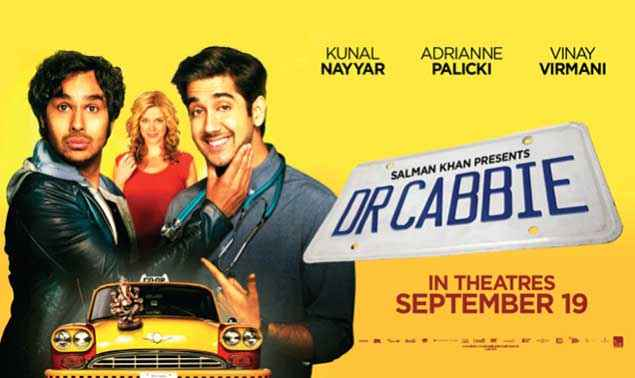 Dr Cabbie Image Poster