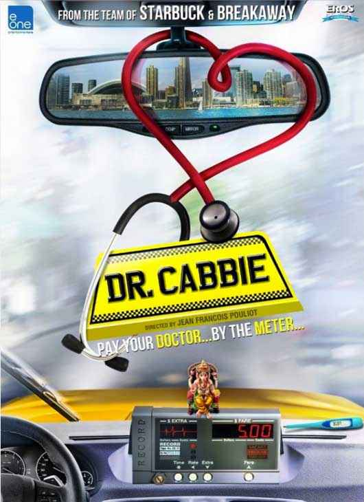 Dr Cabbie Poster