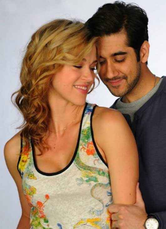 Dr Cabbie Romantic Scene Stills