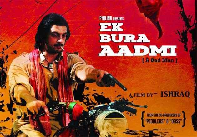 Ek Bura Aadmi  Poster
