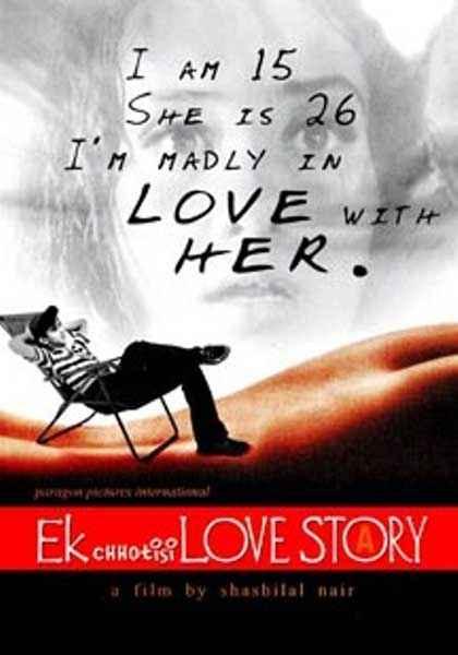 Ek Chotisi Love Story Hot Poster