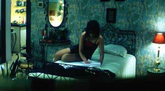 Ek Chotisi Love Story Manisha Koirala Hot Black Dress Stills