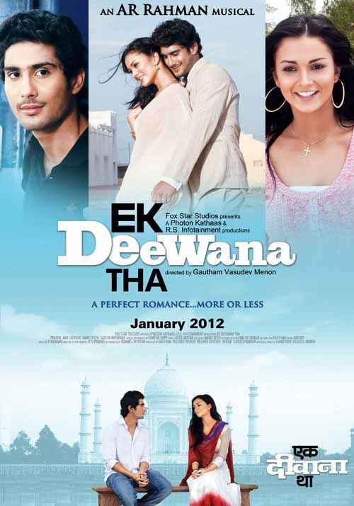 Ekk Deewana Tha Image Poster