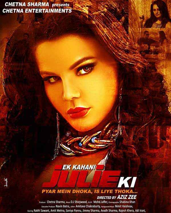 Ek Kahani Julie Ki Rakhi Sawant Poster