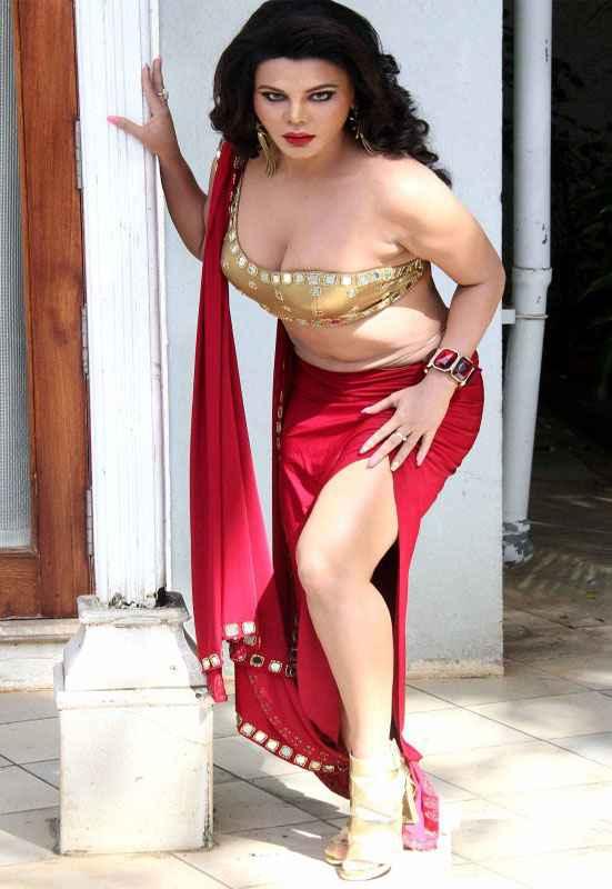 Ek Kahani Julie Ki Rakhi Sawant Sexy Legs Stills