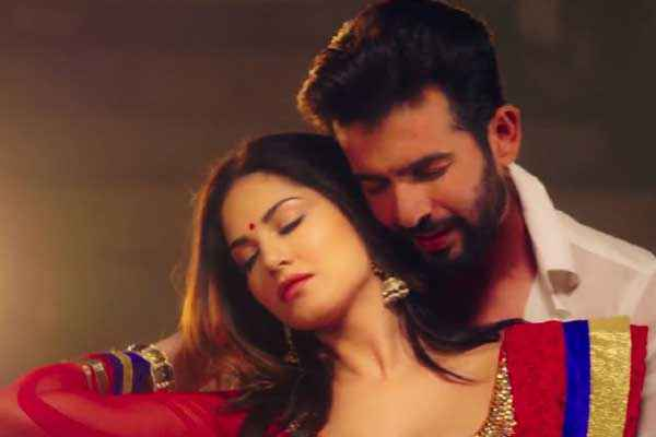 Ek Paheli Leela Jay Bhanushali Sunny Leone Romance Stills