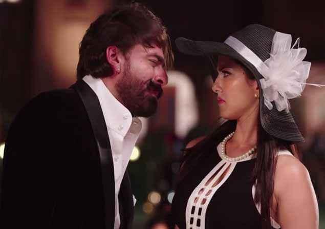 Ek Paheli Leela Mohit Alawat Sunny Leone Romance Stills