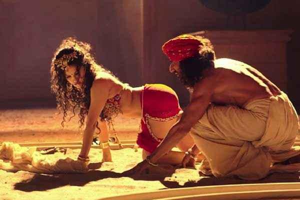 Ek Paheli Leela Rahul Dev Sunny Leone Hot Shoot Stills