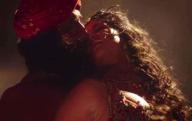 Ek Paheli Leela Rahul Dev Sunny Leone Sexy Secne Stills