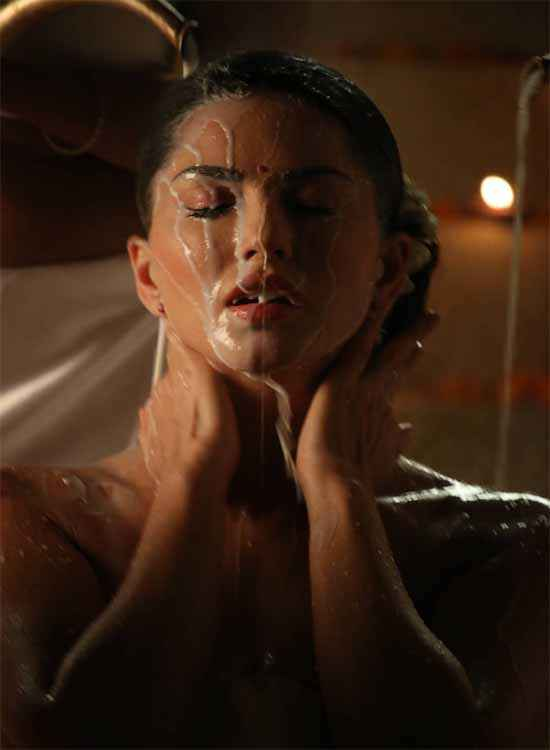 Ek Paheli Leela Sunny Leone Hot Milk Bath Stills