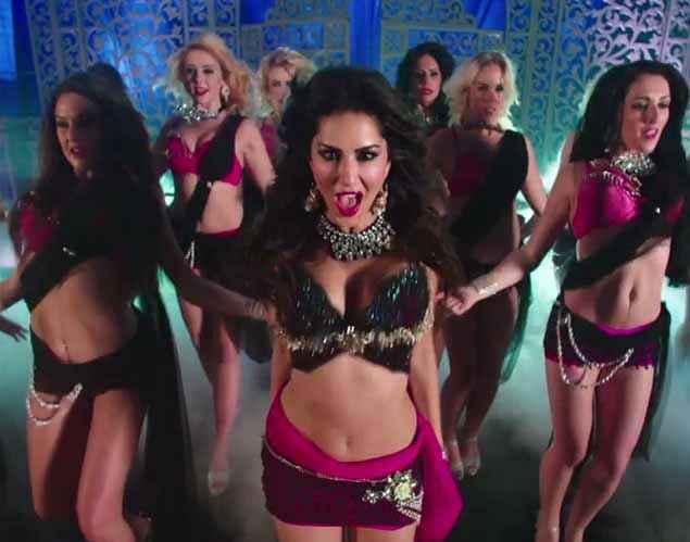 Ek Paheli Leela Sunny Leone In Dholi Taro Song Stills