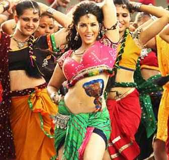 Ek Paheli Leela Sunny Leone Tattoo Stills