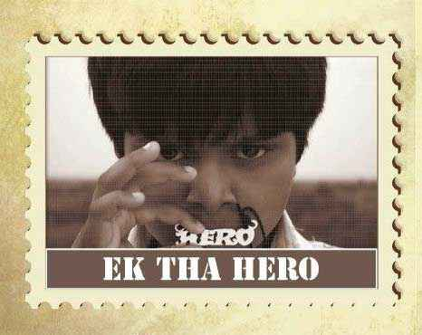 Ek Tha Hero  Poster