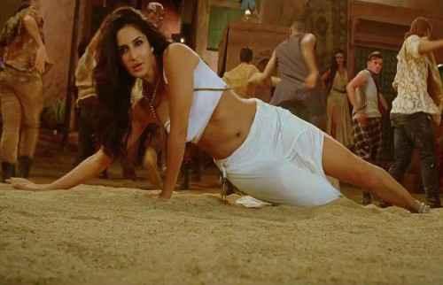Ek Tha Tiger Katrina In Mashallah Song Stills
