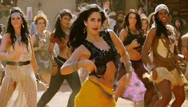Ek Tha Tiger Katrina Kaif In Mashallah Song Stills