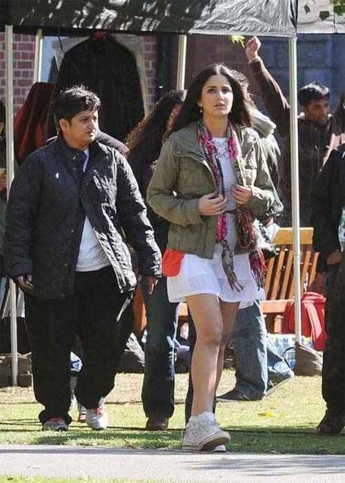 Ek Tha Tiger Katrina Kaif Hot Pics Stills