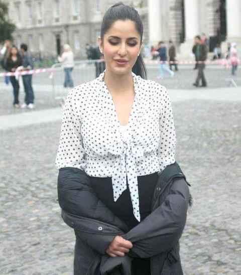Ek Tha Tiger Katrina Kaif Photos Stills