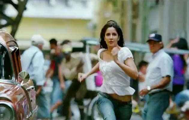 Ek Tha Tiger Katrina Kaif Pics Stills