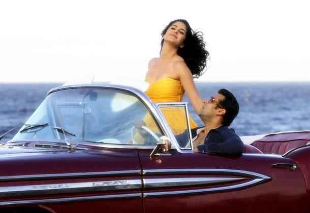 Ek Tha Tiger Romantic Scene Stills