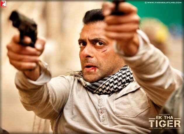Ek Tha Tiger Salman Wallpaper Stills