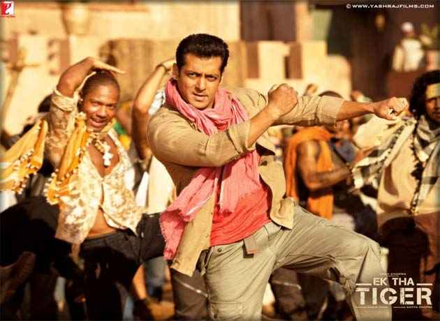 Ek Tha Tiger Salman Wallpapers Stills