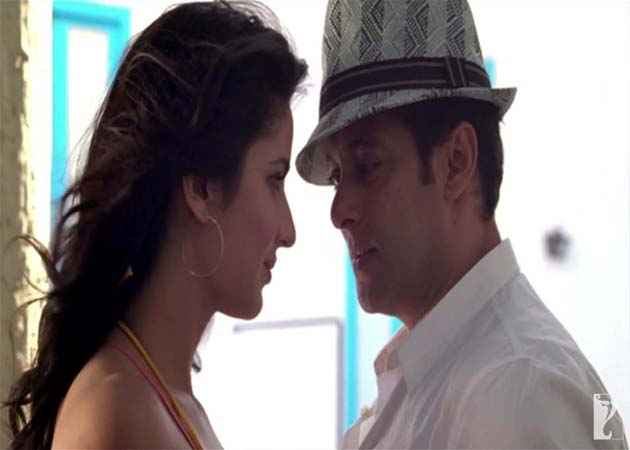 Ek Tha Tiger Salman And Katrina Stills
