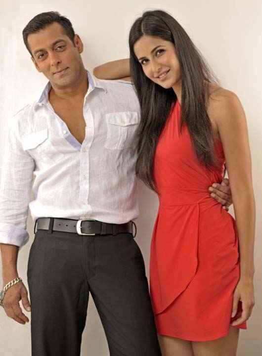 Ek Tha Tiger Salman Katrina  Stills