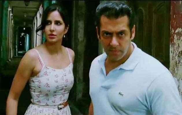 Ek Tha Tiger Salman Katrina Photos Stills