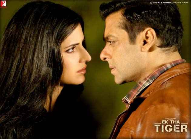 Ek Tha Tiger Salman Khan and Katrina Kaif Stills