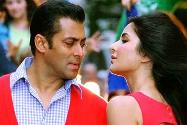 Ek Tha Tiger Salman Khan Katrina Kaif Romantic Scene Stills