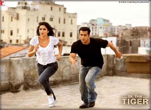 Ek Tha Tiger Salman Khan Katrina Kaif Wallpaper Stills