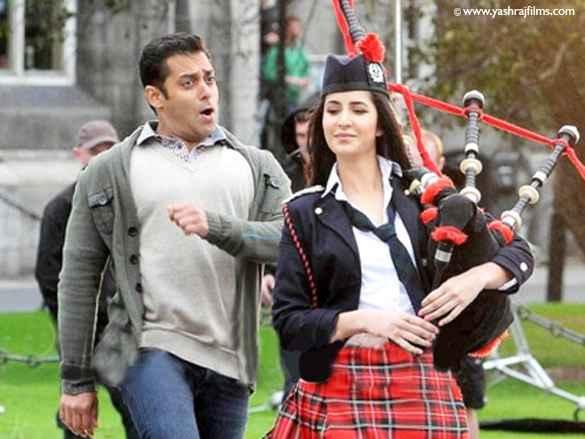 Ek Tha Tiger Salman Khan Katrina Kaif Stills