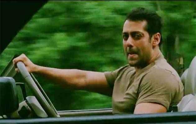 Ek Tha Tiger Salman Khan Romantic Mood Stills