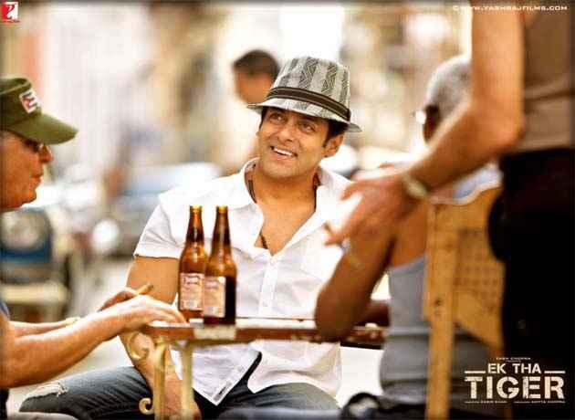 Ek Tha Tiger Salman Khan Romantic Wallpaper Stills