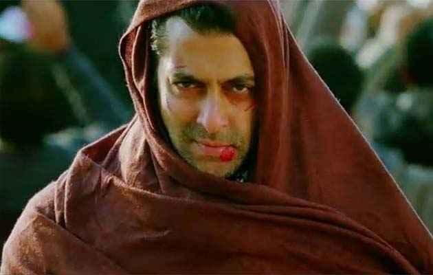 Ek Tha Tiger Salman Khan Stills