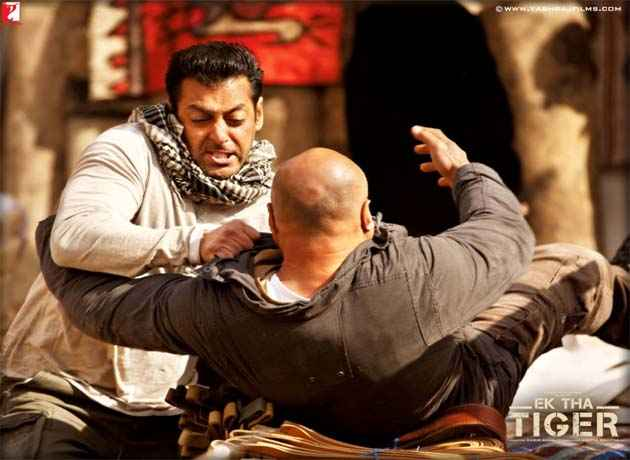 Ek Tha Tiger Wallpaper Of Salman Khan Stills