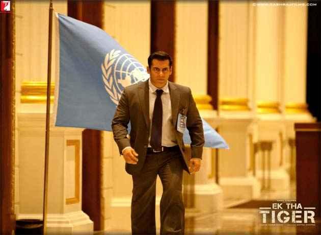 Ek Tha Tiger Wallpaper Of Salman Stills