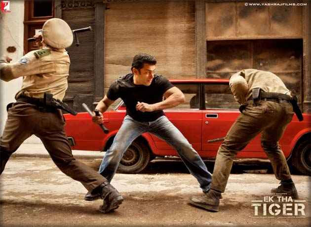Ek Tha Tiger Wallpaper Stills