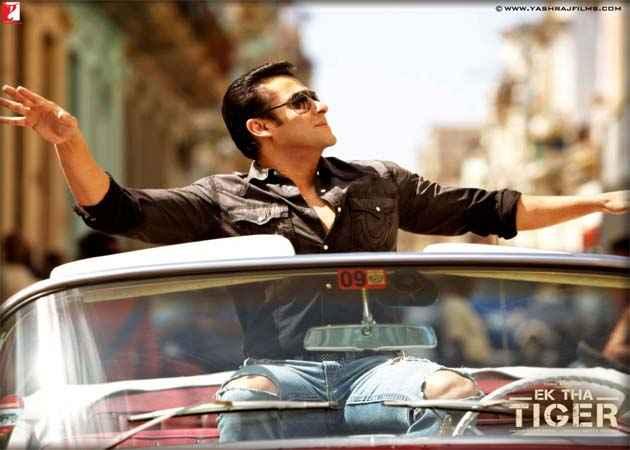Ek Tha Tiger Wallpapers Of Salman Khan Stills