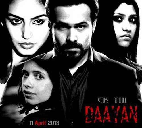 Ek Thi Daayan Images Poster
