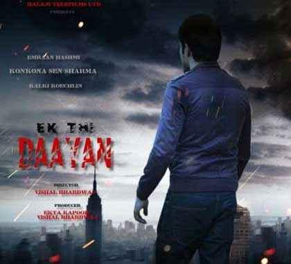 Ek Thi Daayan New Poster