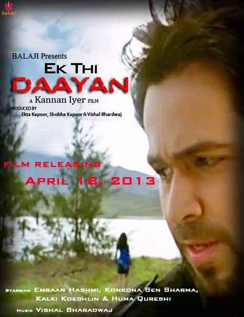 Ek Thi Daayan Photos Poster