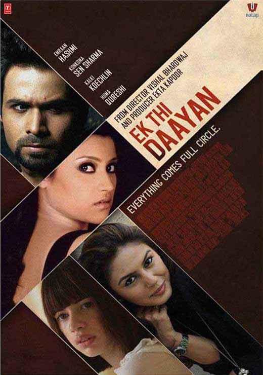 Ek Thi Daayan  Poster