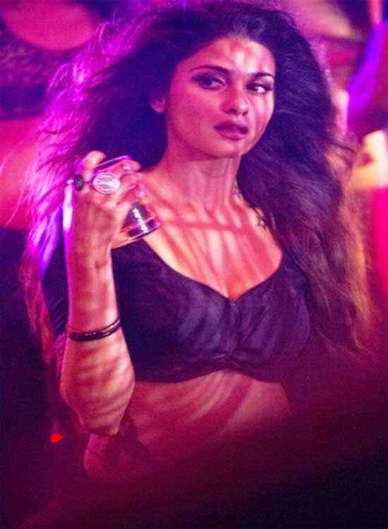 Ek Villain Prachi Desai Sexy Wallpaper Stills